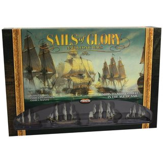 Sails of Glory - Starter Set - Basisspiel - Englisch - English