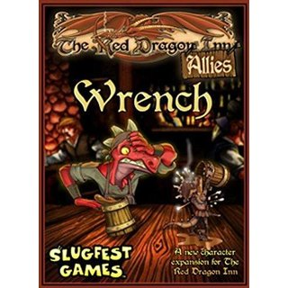 Red Dragon Inn: Allies - Wrench Expansion - Englisch - English