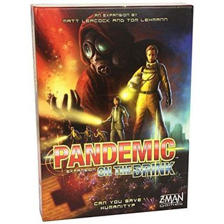 Pandemic: On The Brink - English