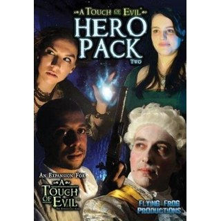 A Touch of Evil Hero Pack 2 - English