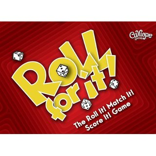 Roll For It Set #1 - English