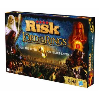 Risk Lord of the Rings - English