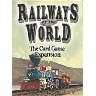 Railways of the World: The Card Game Expansion - English