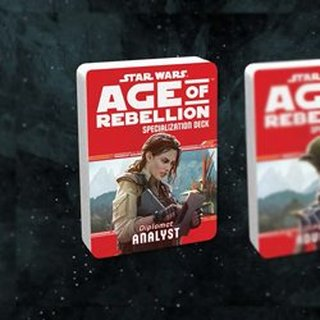 Analyst Specialization Deck: Age of Rebellion - English